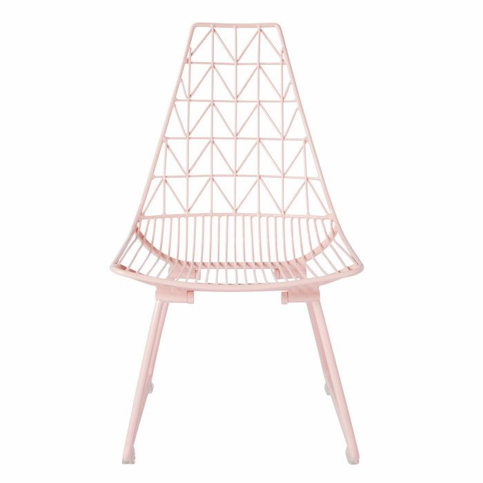 Triangle Wire Kids Chair – La De Dah Kids
