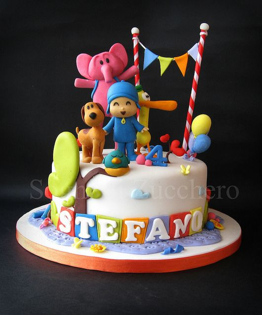 Poco torta