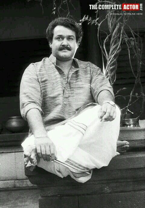 The complete actor in Malayalam movie . South Indian actor sri. Mohanlal  Our lalettan .