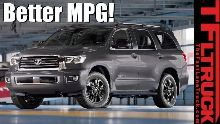 Most modern Toyota Sequoia Mpg in 2020 Toyota, Toyota