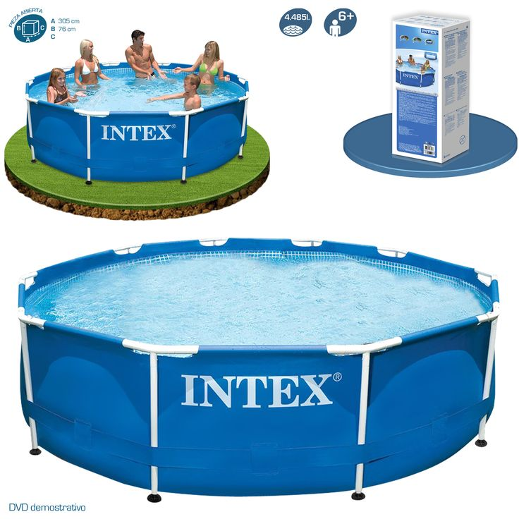 Ideas Para Piscinas Intex Of 17 Mejores Ideas Sobre Piscinas Intex En Pinterest