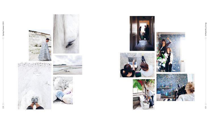 Art direction: Rasmus Brøndsted Photographer: Line Thit Klein Stylist: Nathalie Schwer #guildandwells #brostecopenhagen  #SS14