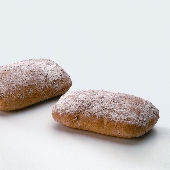 Bułka grahamka Bułka przygotowana z pszennej mąki graham.