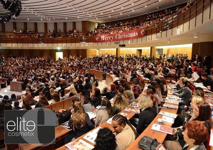 1 Dicembre 2013 - Roma - Congresso nazionale Elite Cosmetix Italia Brillbird