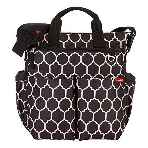 Fashion Diaper Bag Tote For Moms Changing Carry Pad Travel Multipockets Gift NEW #FashionDiaperBagTote