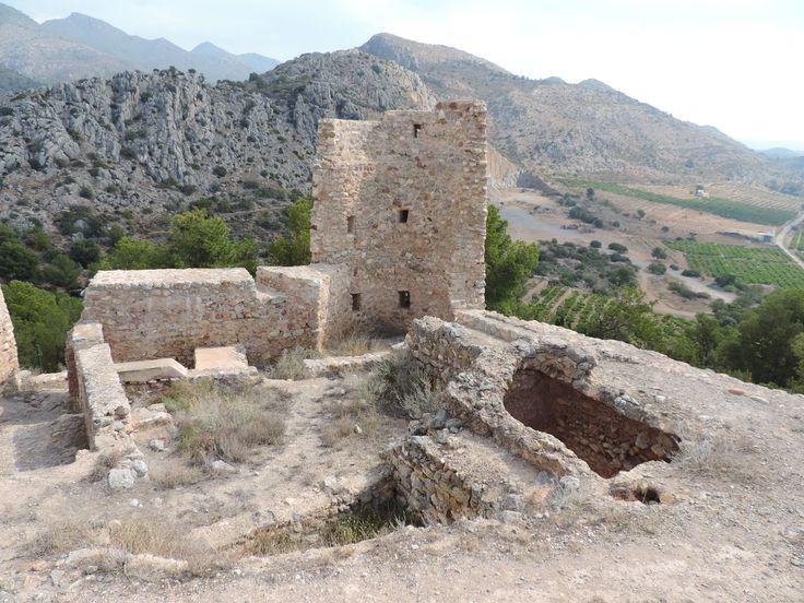 Casa de l'alcassaba del Castell Vell