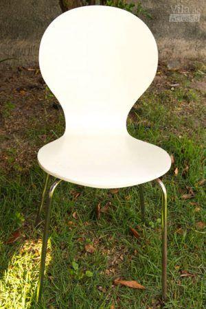 Cadeira Formiga de Jacobsen