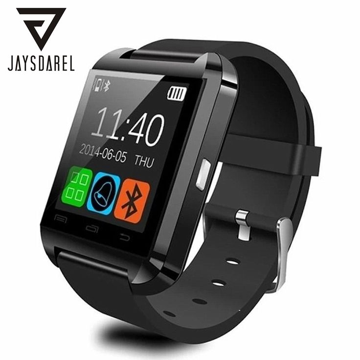 U8 Bluetooth Smart Watch For Android iOS Sync Phone Call Pedometer Anti-Lost Sport U Watch Smartwatch PK GT08 DZ09 GV18 -- Shop now for Xmas. Click the VISIT button to view the details on  AliExpress.com. #christmasgiftideas