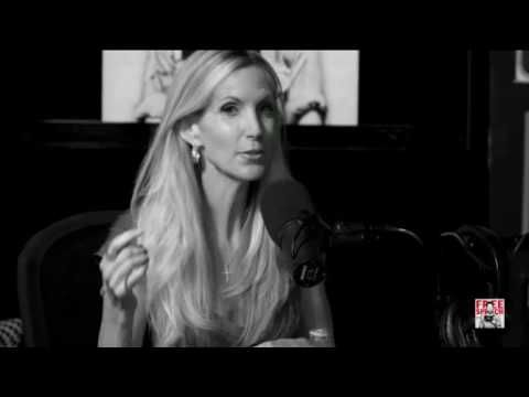 Gavin McInnes and Ann Coulter - Trump's Problem with Women - YouTube