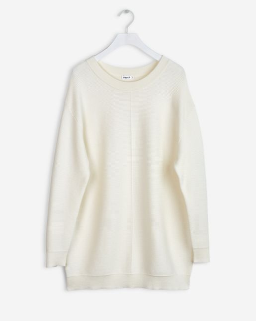 Oversized Cotton Pullover