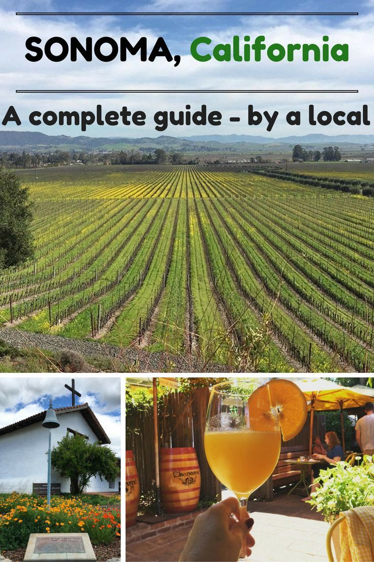 A local's #guide to #Sonoma, #California