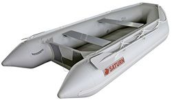 New Saturn SD330 Inflatable Boat with Splash Guards. Click to zoom in,