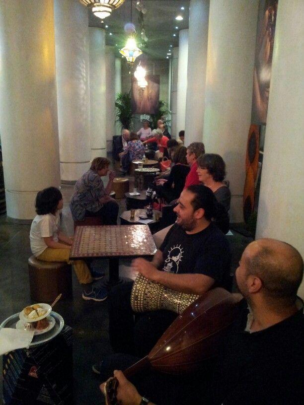 Café Salon de thé oriental Rêve d'Orient by Kacrea & Le Khalife