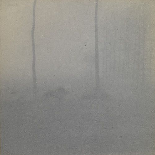 Edward Steichen (American, born Luxembourg, 1879–1973)- Voulangis, 1900–1902  (Platinum print)