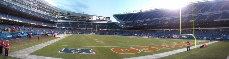 Soldier Field. Beautiful.