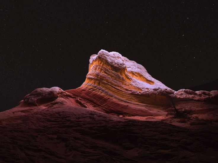 Long Exposure Photos of Drones over Mountains | Trendland
