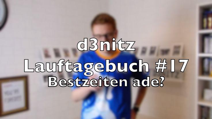 d3nitzs Lauftagebuch #17 - Bestzeiten ade? | #Rennsemmel
