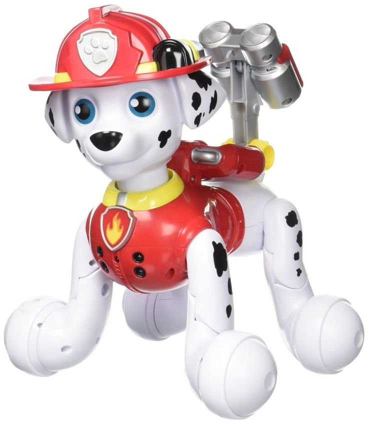 Interactive Paw Patrol Zoomer Marshall Toy Fire Adventure Missions Sounds Phrase #Unbranded