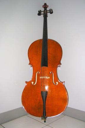 Simi Coni Cello -  Peter Zaret and Sons Violins - Student Cellos