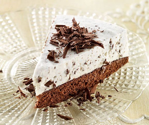 Stracciatella-Joghurt-Torte