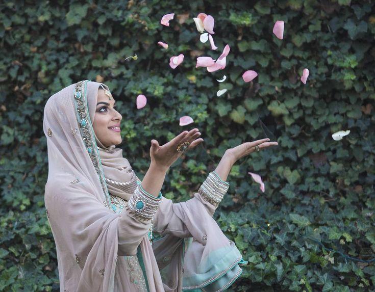 #desibride #hijabi #muslimbride