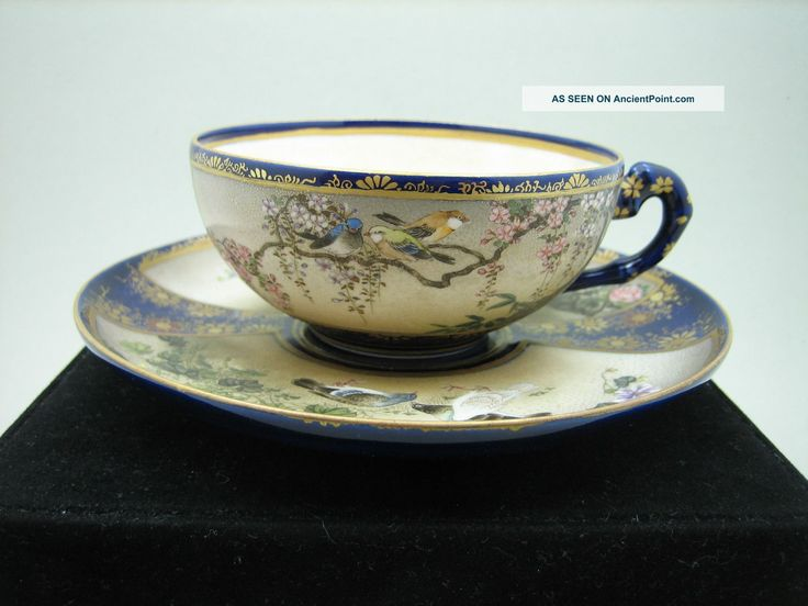 very_fine_meji_kinkozan_satsuma_tea_cup_and_saucer_cobalt_w___birds__pheasant_1_lgw.jpg