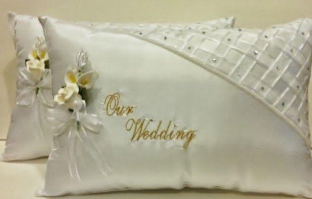 Detalles Todo Party: Wedding Kneeling Pillows / Cojines para Boda