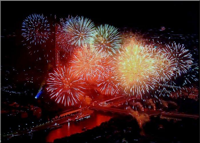14 juillet, feu d'artifice, paris,  tour eiffel, fête nationale