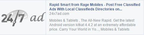 Get your Rapid Smart today!  #Rage_Mobiles #SmartMagic_Series  Check out here: http://bit.ly/1wwa5pA