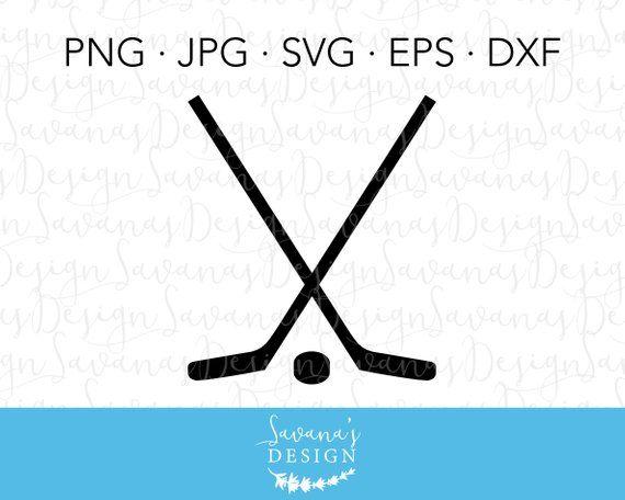 Hockey Svg Hockey Puck Svg Hockey Stick Svg Ice Hockey Svg Etsy Svg Hockey Stick Hockey