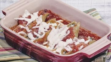 Baked Stuffed Shells Recipe by Michael Symon - The Chew