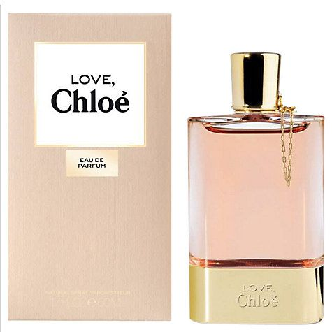 Buy Chloé Love Chloé Eau de Parfum Online at johnlewis.com