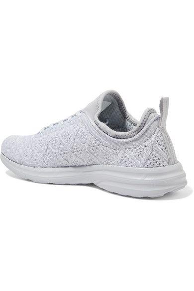 Athletic Propulsion Labs - Techloom Phantom 3d Mesh Sneakers - Sky blue - US8.5