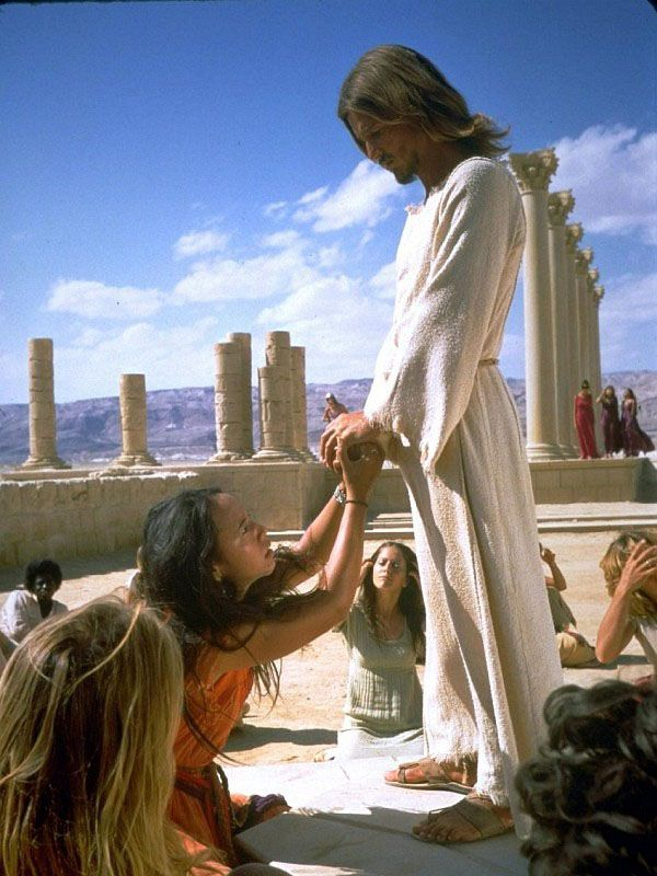 jesus christ superstar movie images | JESUS CHRIST SUPERSTAR