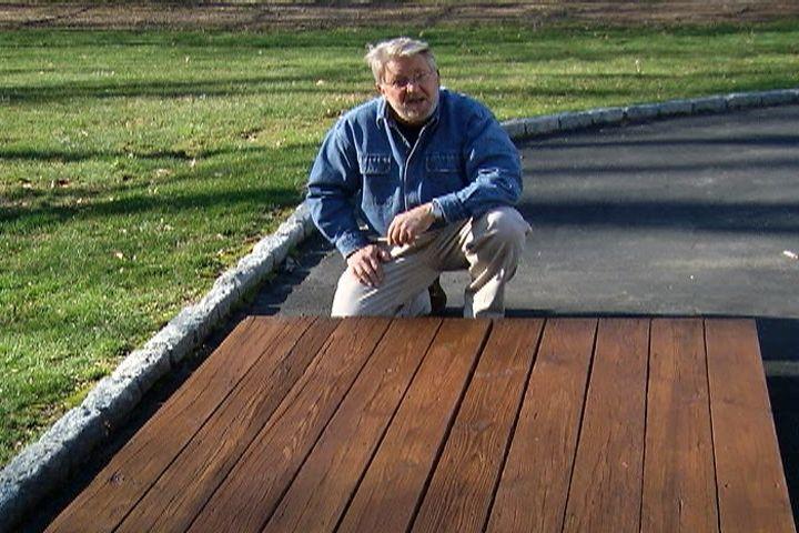 Best 25 deck restore ideas on pinterest deck lighting for Revive deck cleaner