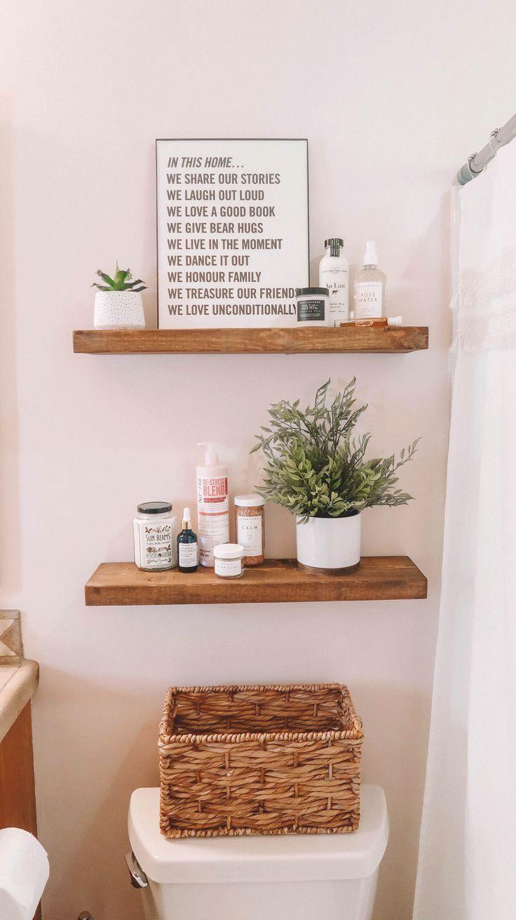 La estética limpia el cuarto de BAÑO | Blaire Wilson ...
