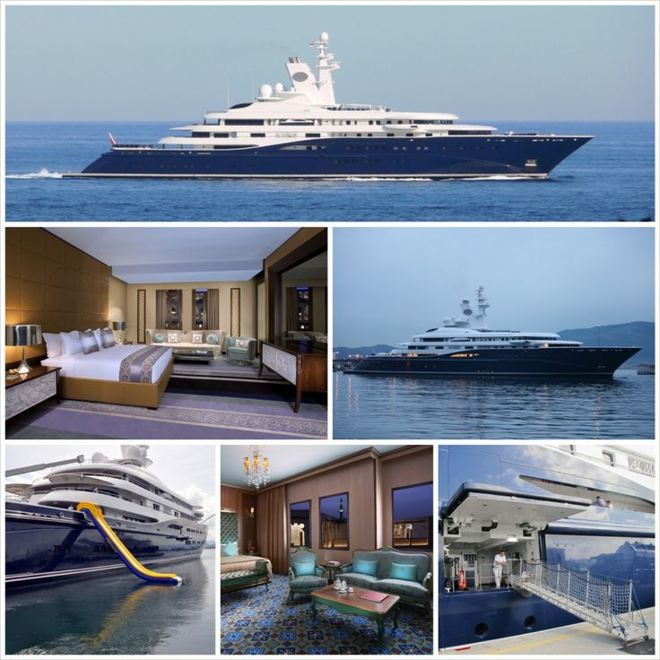 Worlds most expensive yachts - Al Mirqab. See more here: http://everydaytalks.com/expensive-yachts/
