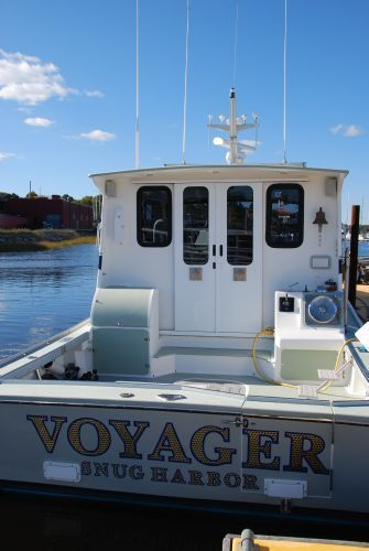 2006 Young Brothers Downeast Cruiser Power Boat For Sale - www.yachtworld.com