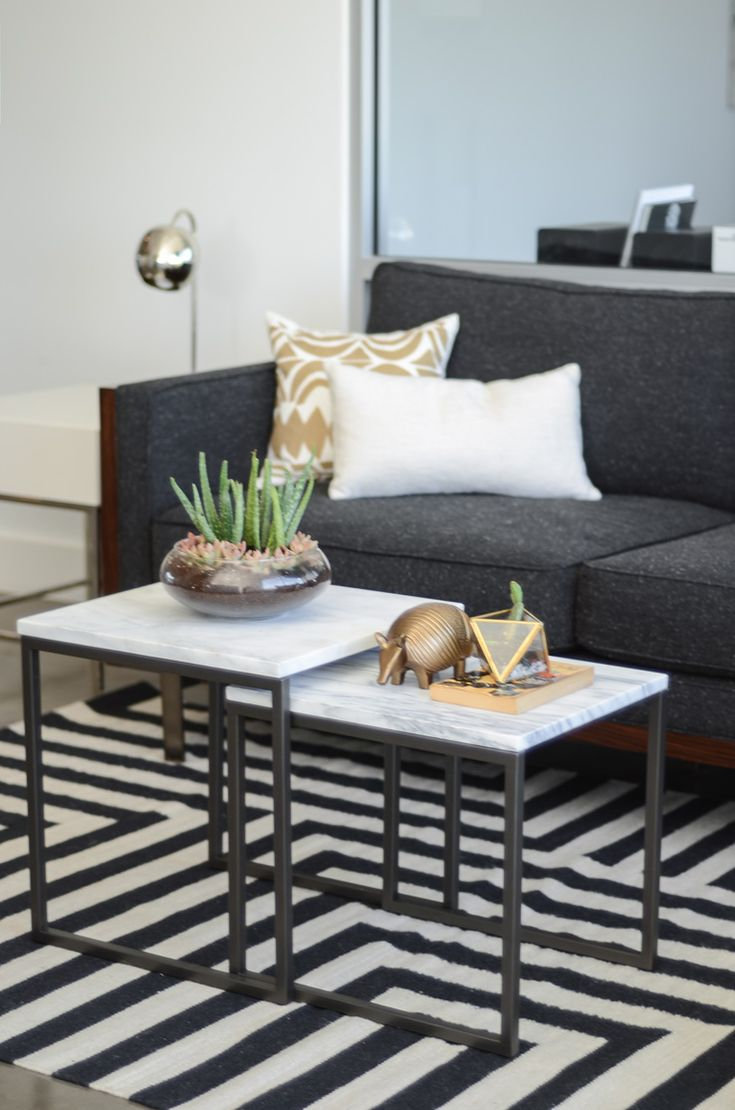 Best 25+ Nesting tables ideas on Pinterest | Side coffee table ...