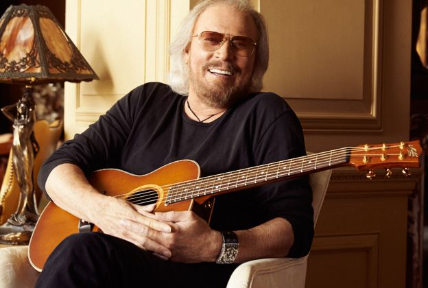 Barry Gibb: The Last Brother--- and how the brilliant Mythology tour got started. A heartbroken, grieving man.