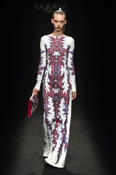 Byblos - Collections Fall Winter 2014-15 - Shows - Vogue.it
