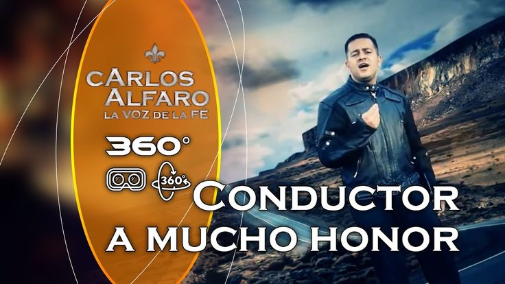 Juan Carlos Alfaro • Conductor a mucho honor V. Estatica VR 360
