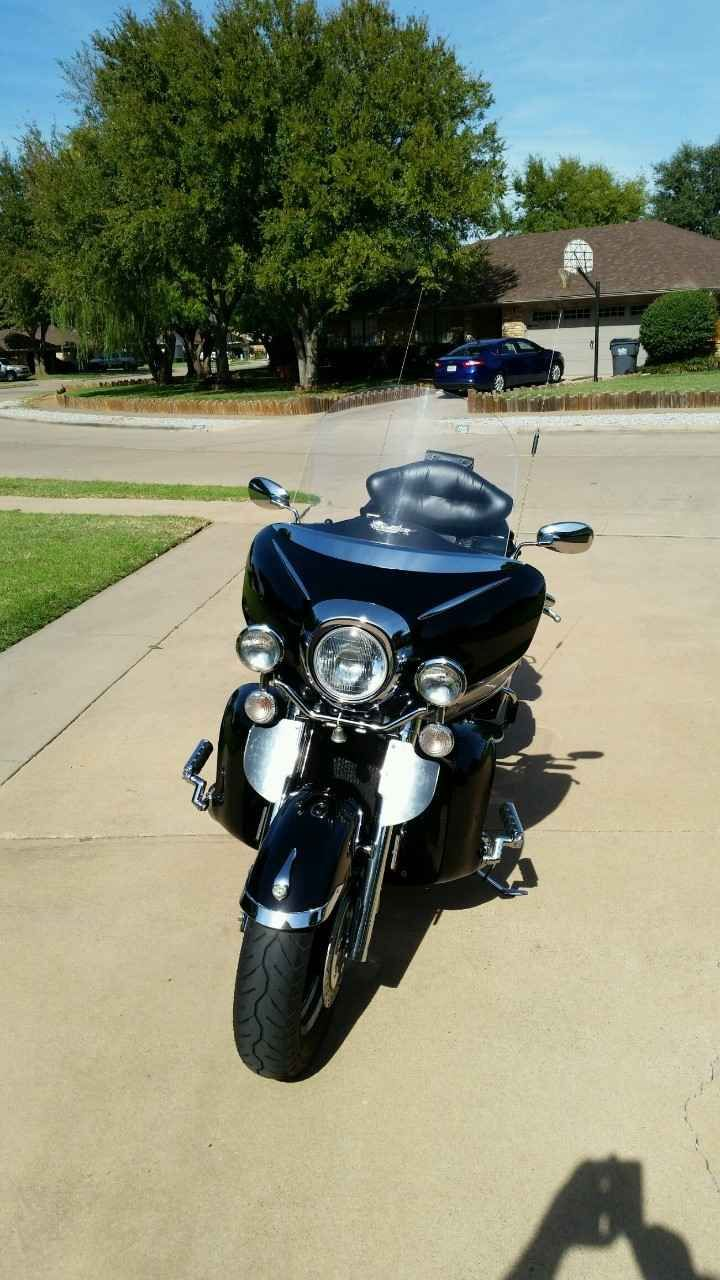 Used 2007 Yamaha ROYAL STAR MIDNIGHT Motorcycles For Sale in Texas,TX. 26K miles. Had major tune up in April 2016; added new tires, windshield, horn & custom exhaust. Bike has cruise control, AM/FM/CB, front & rear speakers, chrome accents on fenders, fairing and handlebar. Also has driving lights, lowers under fairing and studded tank bra with pocket and driver backrest. Locking capability on steering column. Helmet locks underneath rear trunk. Has tongue for trailer. Rear trunk will hold 2…
