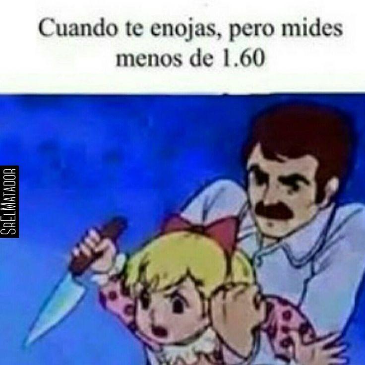 Solo pediré que mencionen a la Enana. #Enojada #Chiquita #Enana #bajita #ElSalvador #SV #SrElMatador