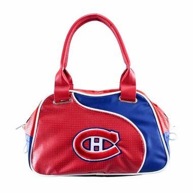 Montreal Canadiens Habs Hockey Ladies Purse Bag.