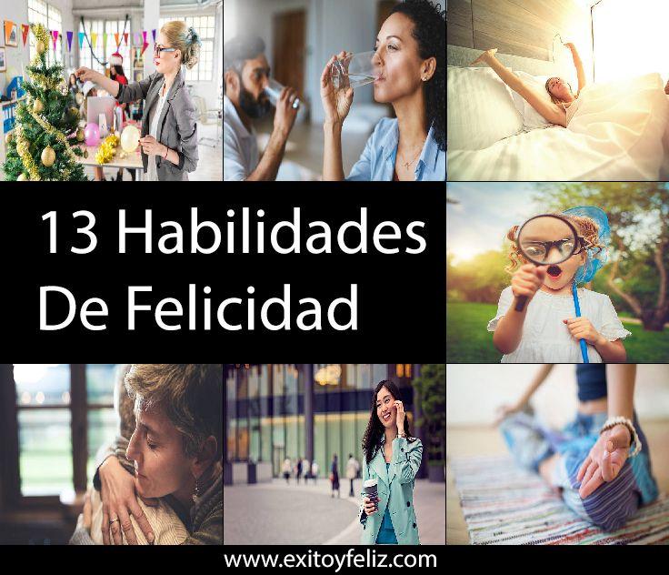 hay que encontremos la manera para vivimos el mayor felicidad , a qui tenemos las habilidades de felicidad que podemos mejorar. #felicidad #amor #Energia #Felicidades #inteligencia #emocional #exito #feliz #vida #familia #alegria #amor #poder #mente