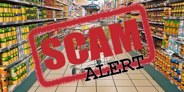 Προσοχή! Νέα απάτη στο διαδίκτυο με κουπόνι από πασίγνωστο σουπερμάρκετ