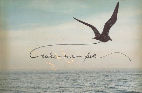 take me far, great tattoo idea