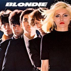 ! <3 Blondie by Blondie. Debbie Harry, Gary Valentine, Chris Stein, Clem Burke and Jimmy Destri. I'm a life-long fan.