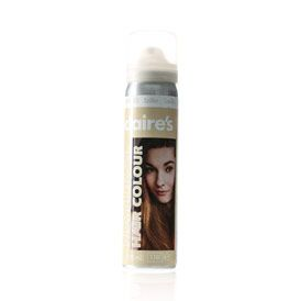 bombe colore pour cheveux blond naturel - Spray Colorant Cheveux Temporaire